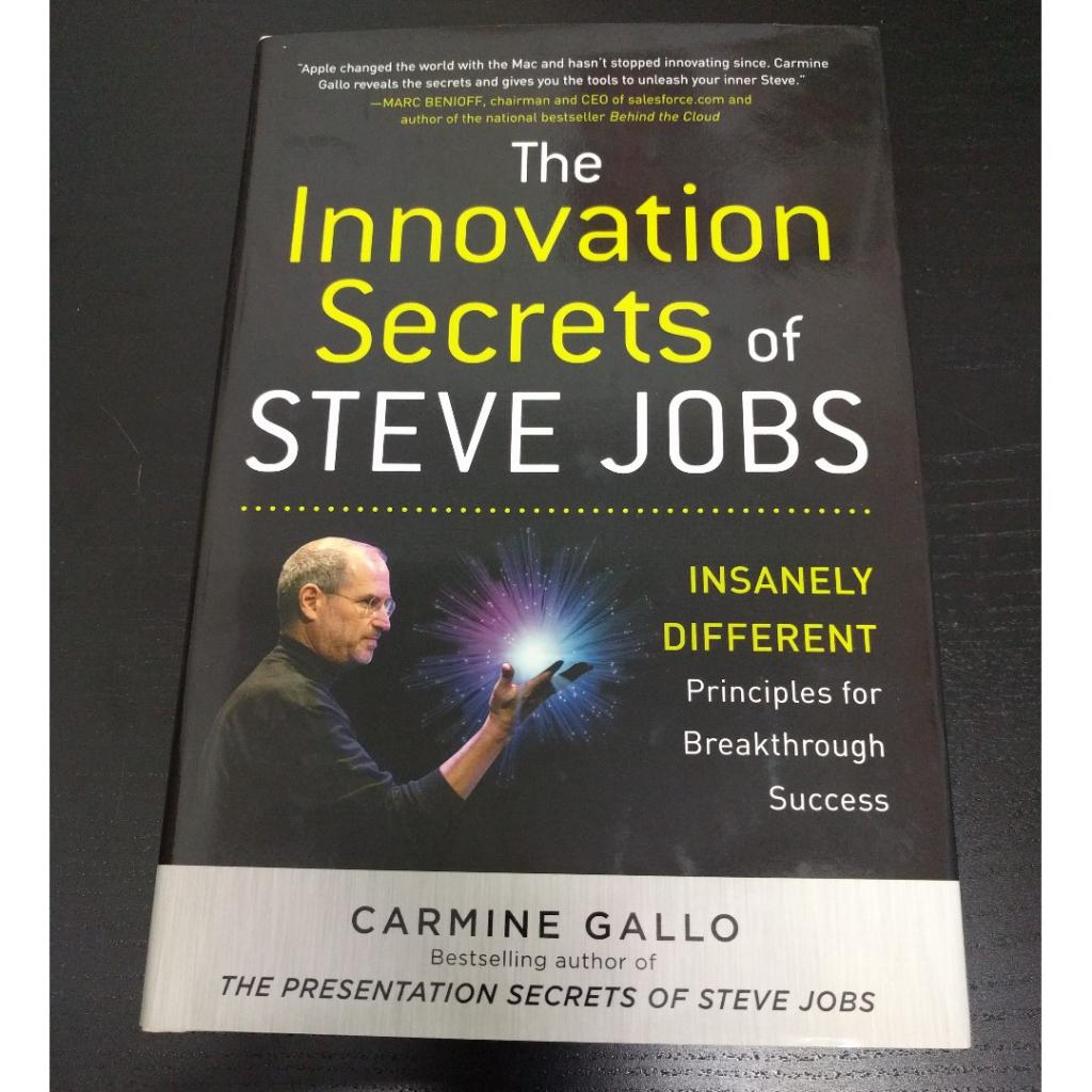 e43bfb28aac Los Secretos de Innovación de Steve Jobs – Manolo Alvarez: Blog